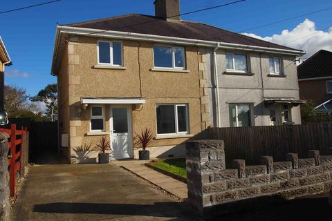 3 bedroom semi-detached house for sale - Brynamlwg Road, Swansea, West Glamorgan, SA4