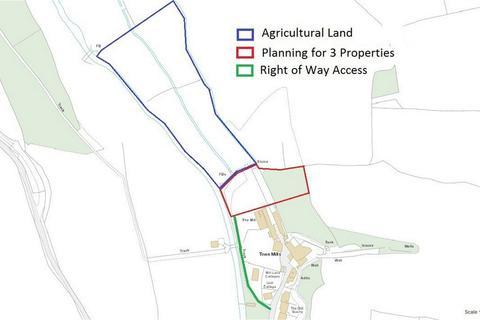 Land for sale - Mill Lane, Grampound, Truro, Cornwall