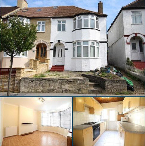 3 bedroom end of terrace house to rent - Grangecliffe Gardens, South Norwood, London