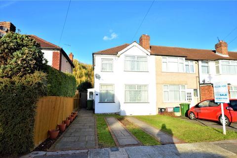 3 bedroom end of terrace house for sale - Old Farm Avenue, Sidcup, Kent, DA15