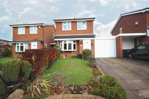 3 bedroom detached house for sale - Halesworth Crescent, Westbury Park, Newcastle-under-Lyme