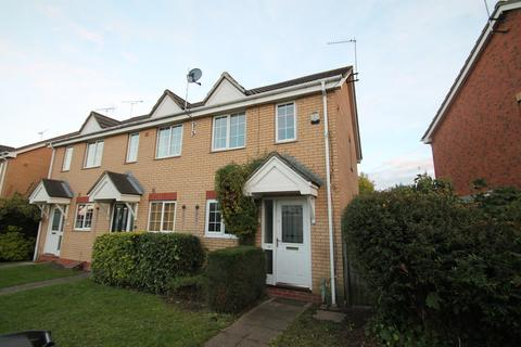 2 bedroom end of terrace house for sale - Amcotes Place, Chelmsford