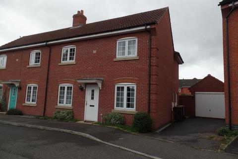 3 bedroom semi-detached house to rent - Gabriel Crescent, Lincoln, LN2 4ZD