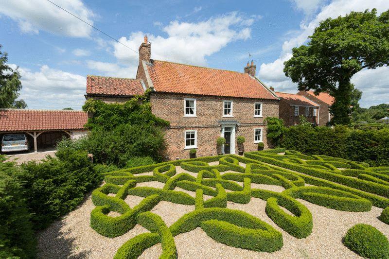 Front Garden & House