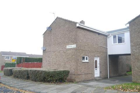 4 bedroom end of terrace house for sale - SPACIOUS FAMILY HOUSE Caernarvon Close, Etal Park, Newcastle Upon Tyne