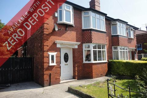 3 bedroom house to rent - Whitebrook Road, Fallowfield, Manchester