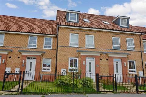 4 bedroom terraced house for sale - Richmond Lane, Kingswood Park, Hull, East Yorkshire, HU7