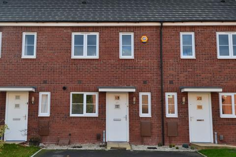 2 bedroom terraced house for sale - East Works Drive, Cofton Hackett, Birmingham, B45