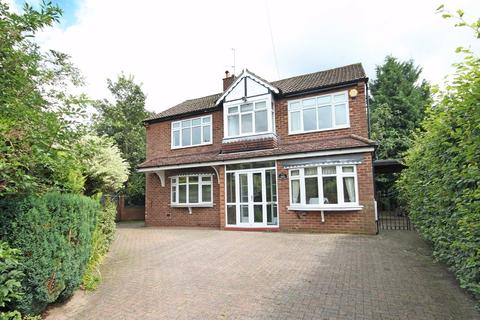 4 bedroom detached house for sale - Croft Close, Hale Barns, Cheshire