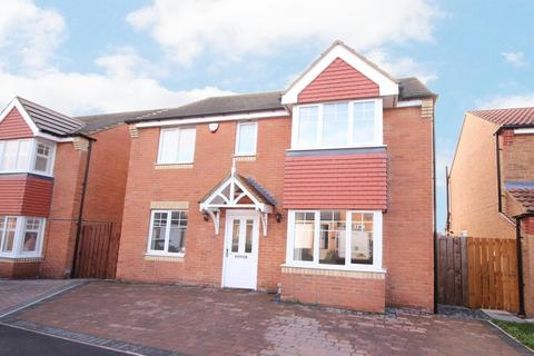 4 bedroom detached house for sale - Horsley View, Wallsend