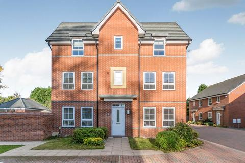 4 bedroom end of terrace house for sale - Wolston Close, Shirley