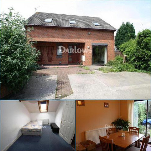 3 bedroom detached house to rent - Alexandra Mews, Cathays