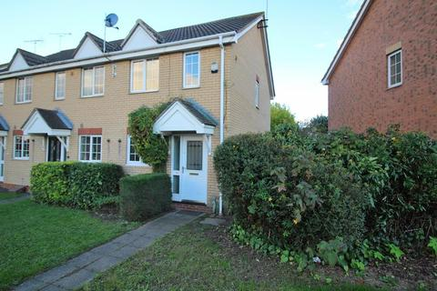 2 bedroom end of terrace house for sale - Amcotes Place, Chelmsford, Essex, CM2