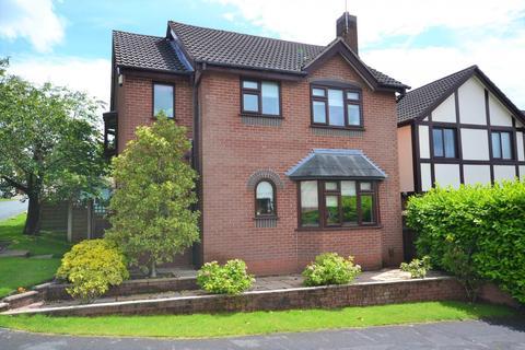 4 bedroom detached house for sale - Lavenham Close, Tytherington