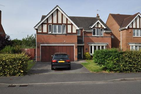 4 bedroom detached house for sale - Edgbaston Drive, Stoke-on-Trent, Staffordshire, ST4 8FJ