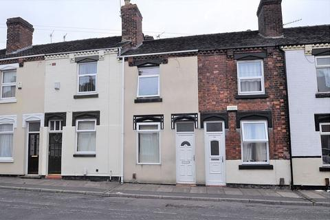 2 bedroom terraced house for sale - 15 Lewis Street, Stoke, Stoke-on-Trent, ST4 7RR