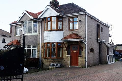 3 bedroom semi-detached house to rent - Durley Avenue, Bradford BD9