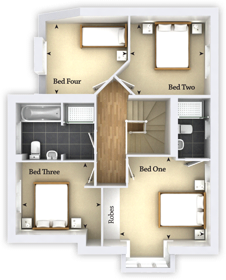 Floorplan 2 of 2: F/F Floorplan
