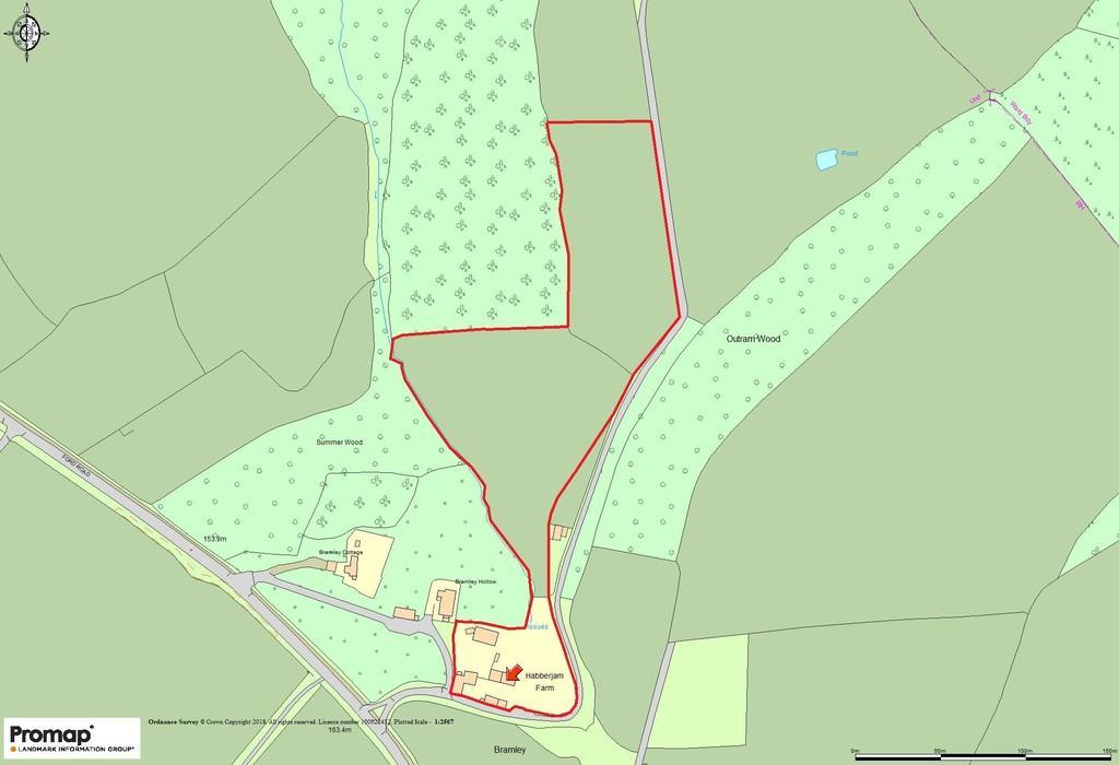 Site Plan 5.5 acres