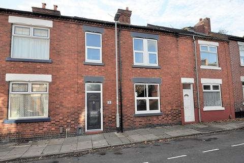 4 bedroom terraced house for sale - 1 West  Avenue, Penkhull, Stoke-on-Trent, ST4 7EX