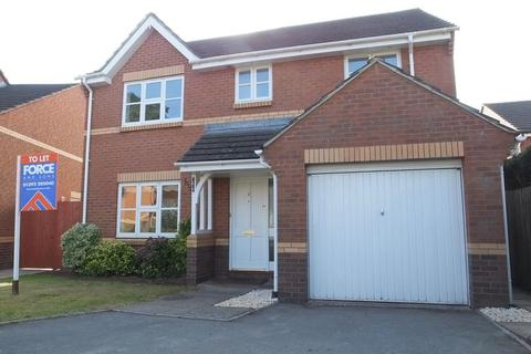 4 bedroom detached house to rent - Rews Park Drive, Pinhoe, Exeter