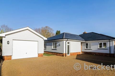 3 bedroom detached bungalow for sale - Henwood Green Road, Pembury, Tunbridge Wells