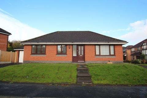 3 bedroom detached bungalow for sale - Great Flatt, Passmonds, Rochdale OL12 7AS