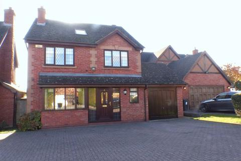 5 bedroom detached house for sale - Shrubbery Close, Sutton Coldfield