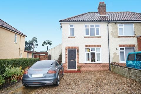 3 bedroom semi-detached house for sale - Woodland Road, Hellesdon, Norwich