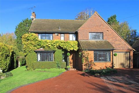4 bedroom detached house for sale - Bubblestone Road, Otford, Sevenoaks, Kent, TN14