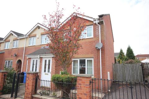 2 bedroom end of terrace house to rent - Stirling Way, Sheffield