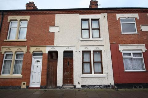 3 bedroom terraced house to rent - Saxon Street, West End, Leicester LE3