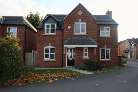 4 bedroom detached house for sale - Penley, Wrexham, LL13 0JP