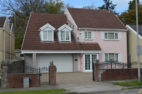 4 bedroom detached house for sale - Vivian Road, Swansea, SA2