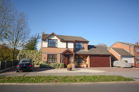 4 bedroom detached house for sale - Crosslands Meadow, Colwick, Nottingham