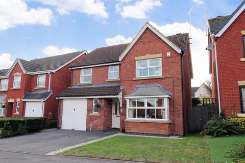 4 bedroom detached house for sale - Lomsey Close, Till Hill, Coventry