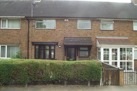 3 bedroom terraced house to rent - Over Green Drive, Kingshurst, Birmingham, B37