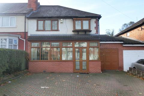 3 bedroom end of terrace house for sale - Shaftmoor Lane, Hall Green, Birmingham