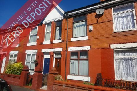2 bedroom house to rent - Thornton Road, Fallowfield, Manchester