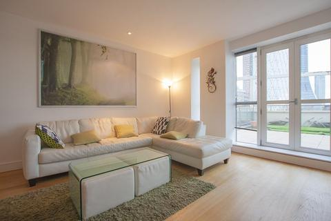 2 bedroom apartment to rent - CANARY WHARF