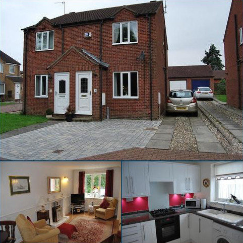 2 bedroom semi-detached house to rent - Clare Court, Bielby Drive, Beverley