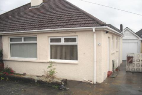 2 bedroom semi-detached bungalow to rent - Tennyson Drive, Cefn Glas, Bridgend CF31