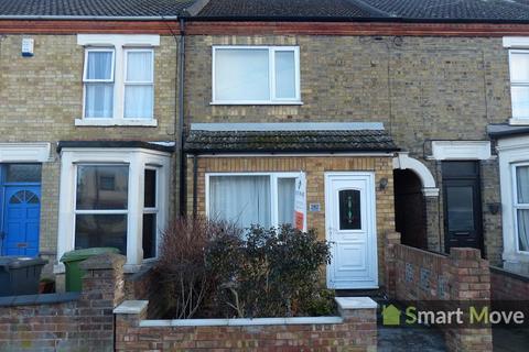 3 bedroom terraced house for sale - Oundle Road, Peterborough, Cambridgeshire. PE2 9QA