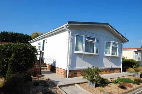 2 bedroom detached bungalow for sale - Mill on the Mole Residential Park, South Molton
