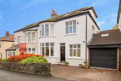 4 bedroom semi-detached house for sale - 38 Whirlow Grove, Whirlow, S11 9NR