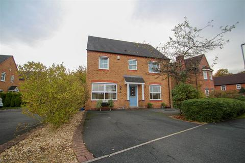 4 bedroom detached house for sale - Lordswood Road, Trentham Lakes, Stoke-On-Trent