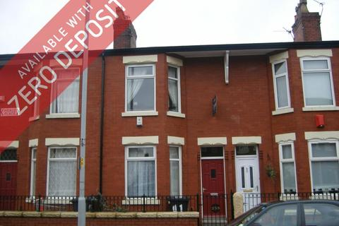 3 bedroom house to rent - Heald Place, Rusholme, Manchester