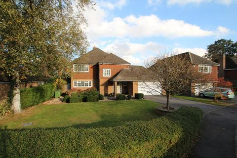 4 bedroom detached house for sale - Holt Drive, Kirby Muxloe