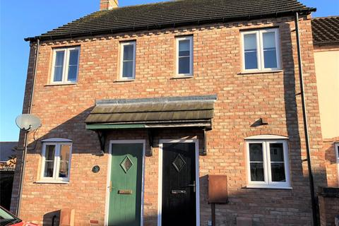 2 bedroom semi-detached house to rent - The Square, Kirton, PE20