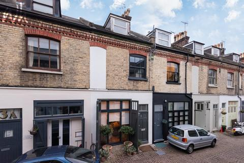 3 bedroom mews for sale - Cambridge Mews, Hove BN3